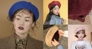 4 ทริคเลือกหมวกเบเรต์ให้เข้ากับรูปหน้า สไตล์คุณหนูเกาหลี
