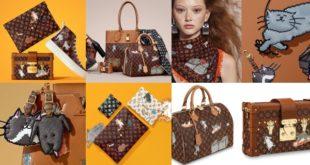 ส่งท้ายปี! Louis Vuitton X Grace กระเป๋าหลุยส์สุดหรู เพิ่มเติมความคิวท์