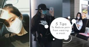 5 เทคนิคใส่หน้ากากป้องกันฝุ่น แบบไม่เจ็บหูอีกต่อไป!