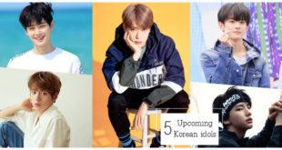 เปิดวาร์ป 5 หนุ่มไอดอลเกาหลียุคใหม่ หล่อจนต้องฟลอโล่ว