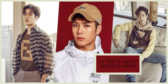 35 เรื่องที่ควรรู้+ประวัติไอดอลเกาหลี แจ็คสัน (GOT7) ที่ครองใจสาวทั่วโลก