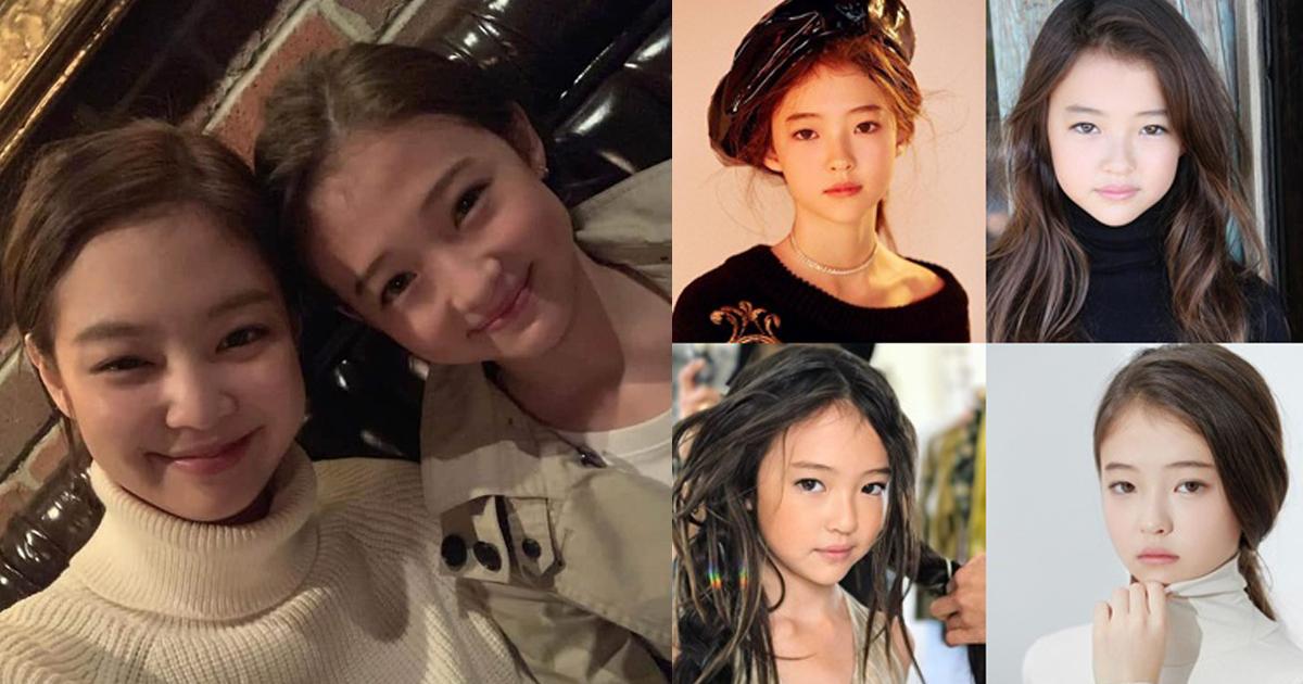 สาวน้อยหน้าสวย Ella Gross ไอดอลเกาหลีวัยจิ๋วจากค่าย YG
