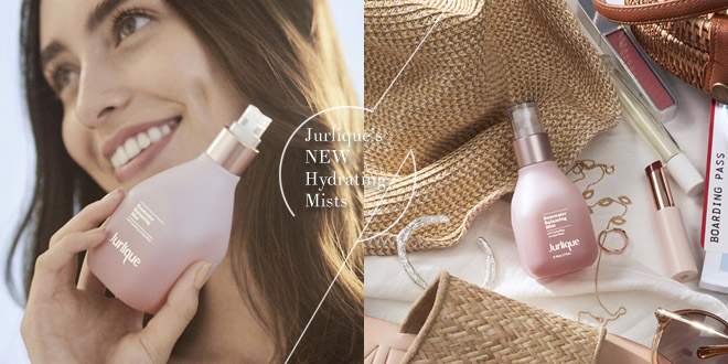 ว้าวมาก! มิสท์บำรุงผิวหน้า Jurlique's NEW Hydrating Mists 2019