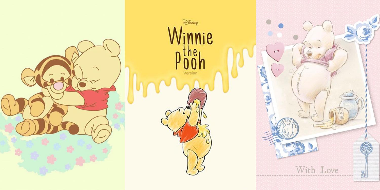 แจก 30 วอลเปเปอร์มือถือ 'หมีพูห์' เพิ่มความสดใส!