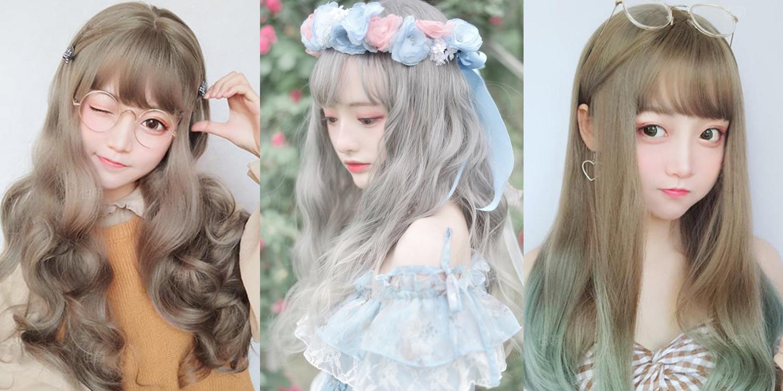40 ไอเดียสีผม Ash Hair โทนหม่นสวยๆ เหมาะกับทุกสีผิว