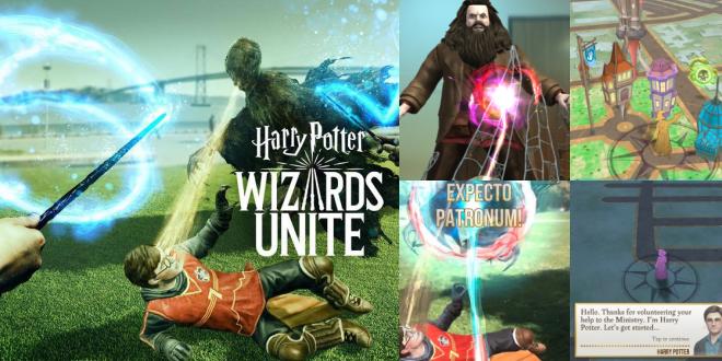 รีวิวเกม Harry Potter Wizards Unite เหล่าพ่อมดแม่มดเตรียมร่ายมนตร์กัน!