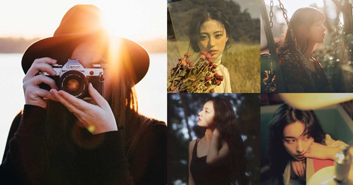 30 ไอเดียถ่ายภาพด้วยกล้องฟิล์ม คลาสสิกสไตล์วินเทจ