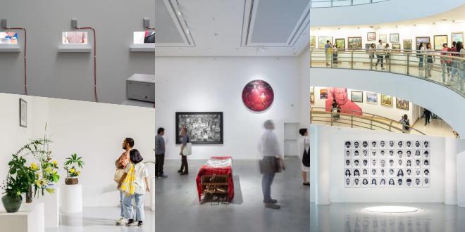 ปักหมุด 7 'Art Gallery' ในกรุงเทพ ถ่ายรูปยังไงก็ปัง!