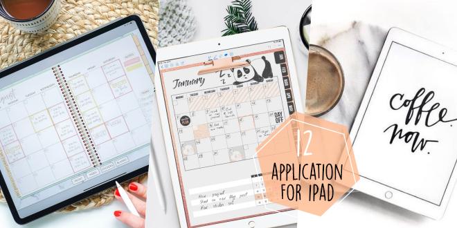 12 แอปพลิเคชั่นวาดรูปก็ได้ จดงานก็ดี สำหรับ iPad ปี 2019
