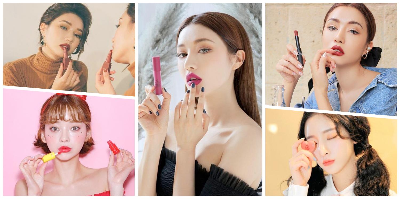 20 แอคสวยปั๊วะ! เทคนิคถ่ายรูปคู่กับลิปสติกสไตล์ Blogger เกาหลี