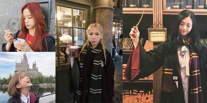 15 ไอเดียถ่ายรูปที่ The Wizarding World of Harry Potter เป็นแม่มดอย่างไรให้เนียน