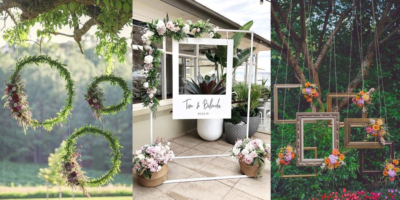 อัปเดต30 ไอเดีย Photo Booth มุมที่ควรมีในงานแต่ง