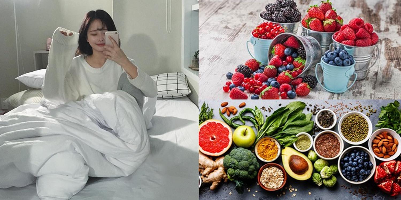 10 อาหารบำรุงตับสำหรับคนนอนดึก ประโยชน์เน้นๆ