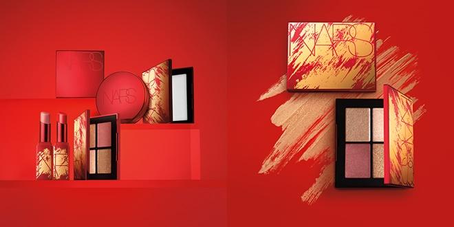 สีแดงแรงฤทธิ์! NARS 'Chinese New Year Collection' รับตรุษจีนปี 2020