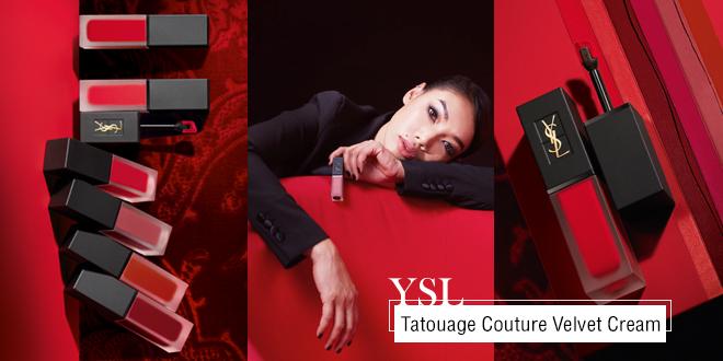 กลับมาทวงบัลลังก์! ลิปตัวแม่ YSL 'Tatouage Couture Velvet Cream' แห่งปี 2020