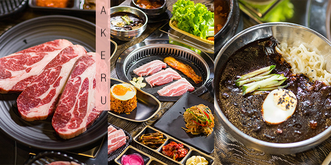 รีวิวคุ้มเวอร์! บุฟเฟต์ปิ้งย่างเกาหลีแท้ๆ ร้าน The BBQ เอกมัย 299 บาท!!