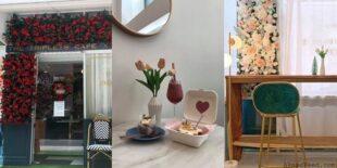 [อะเครุรีวิว] The Triplets Cafe คาเฟ่ดอกไม้ สวยหวานละมุน