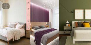 5 ไอเดียสีห้องนอน เลือกสีให้สวยและถูกโฉลกกับคุณ!