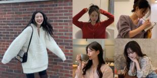 40 ท่าโพสถ่ายรูปมุมเผลอ แบบสาวเกาหลี พร้อมทริคถ่ายยังไงให้ธรรมชาติ